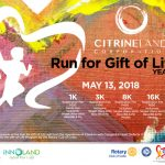 Be a Hero, Run for the Gift of Life