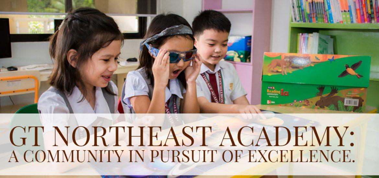 GT Northeast Academy – soon to be the B E S T  School in Cebu