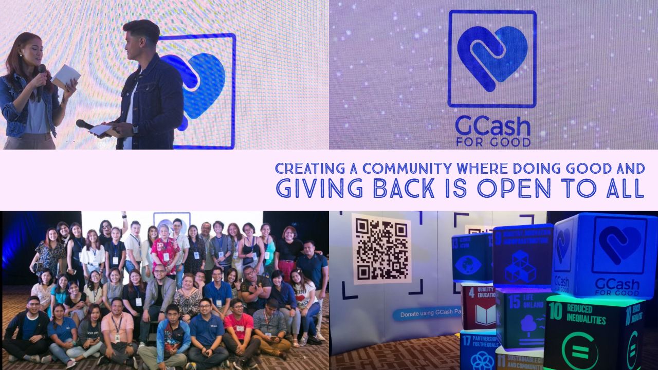 GCash for Good in Cebu Calls on More NGO Partners in Visayas